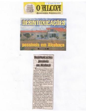 Recuperar é possível em Alcobaça