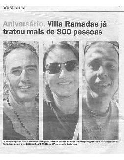 Villa Ramadas - 10 anos a libertar da dependência