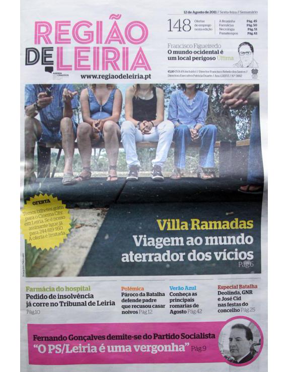 Reviver e enterrar o passado em Villa Ramadas